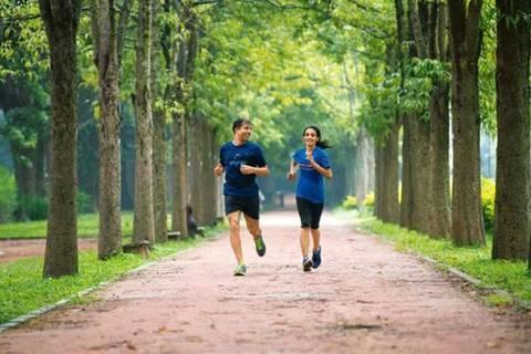The Prestige City Jogging Track