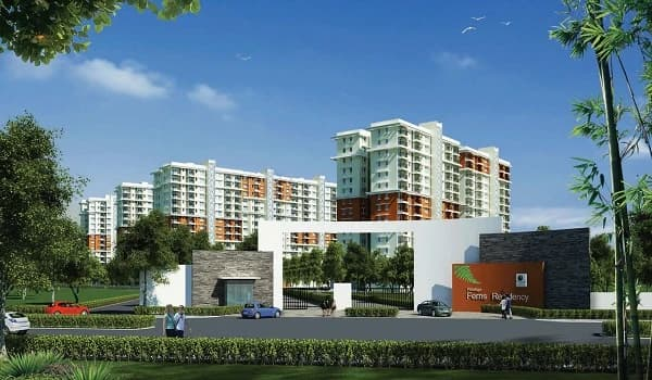 Luxury Apartments in Sarjapur Road