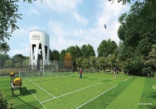 The Prestige City Badminton Court